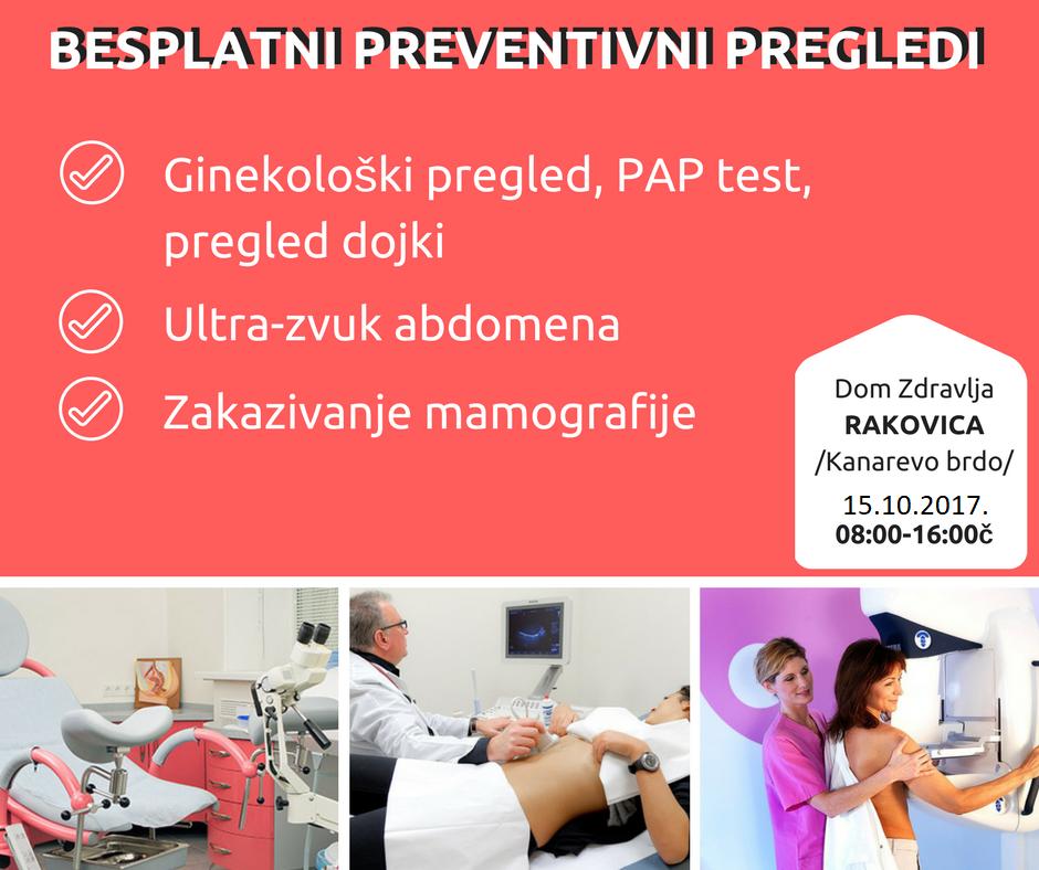 Preventivni pregledi